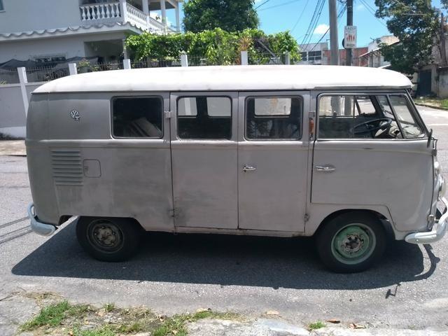Vendo Kombi 1961 primeira série 42.000 - Foto 2