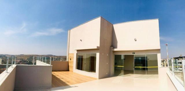 Aluga-se apartamento primeira moradia, quintal, prox futuro hospital universitário - Foto 11