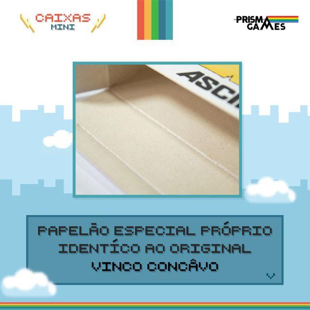 Caixa Mini Para Jogos - Gameboy / Gameboy Color - Foto 2