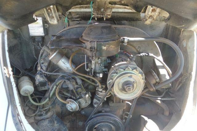 Vendo fusca 71 motor 1500 muito fino motor sem vasamento - Foto 4