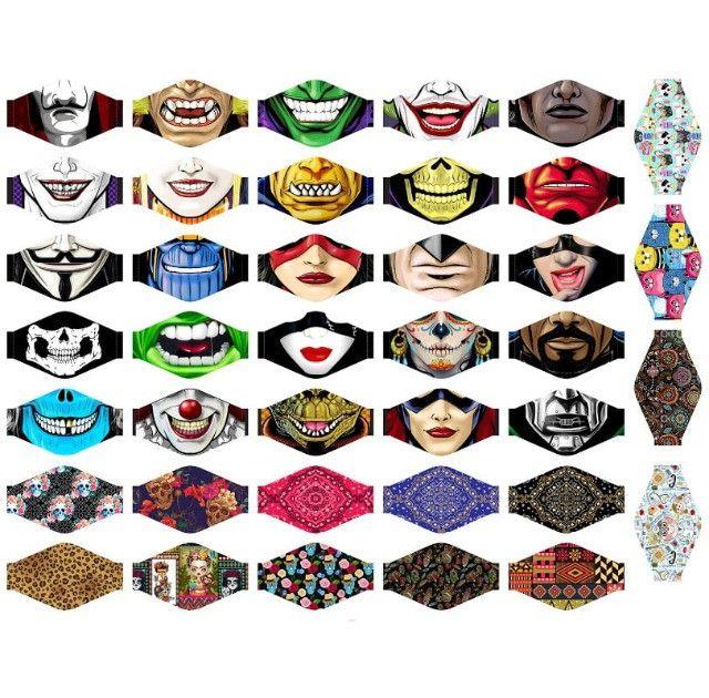 Sublimação para Máscaras - Foto 2