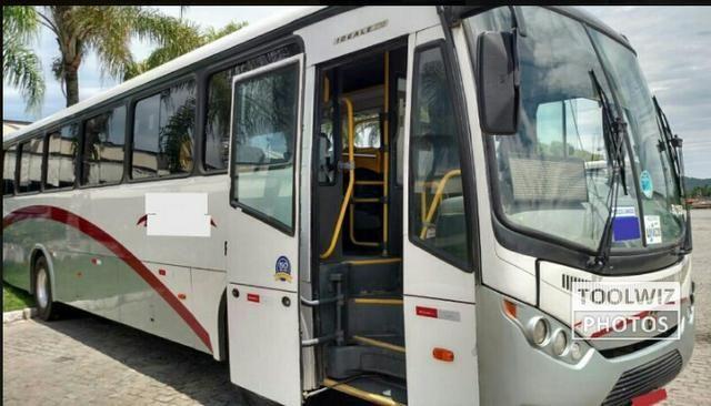 Ônibus 2012 / NÃO FAÇO TROCA