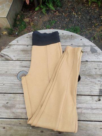 Calça montaria Zara M