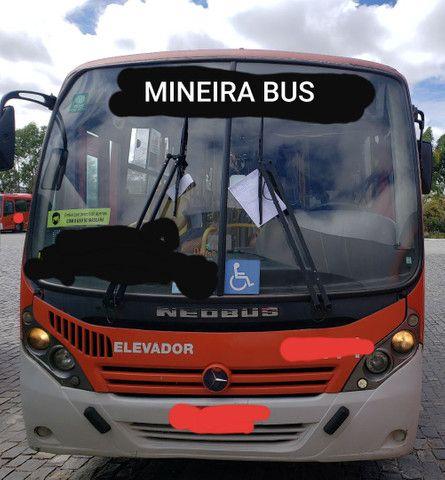 ÔNIBUS MICRAO NEOBUS  - Foto 3