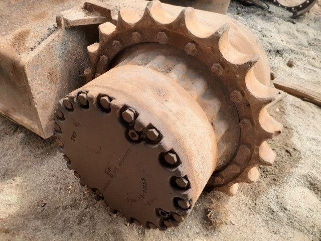 Redutores de Tração Comando Final Para Escavadeiras - Foto 4