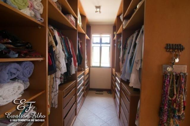 Casa Triplex 4 Quartos Sendo 1 Suíte Com Closet Gabinete Estúdio Musical e 5 Vagas - Foto 3