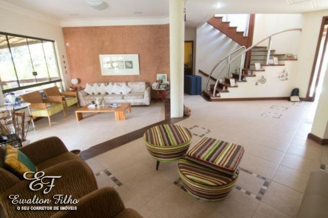 Casa Triplex 4 Quartos Sendo 1 Suíte Com Closet Gabinete Estúdio Musical e 5 Vagas - Foto 9