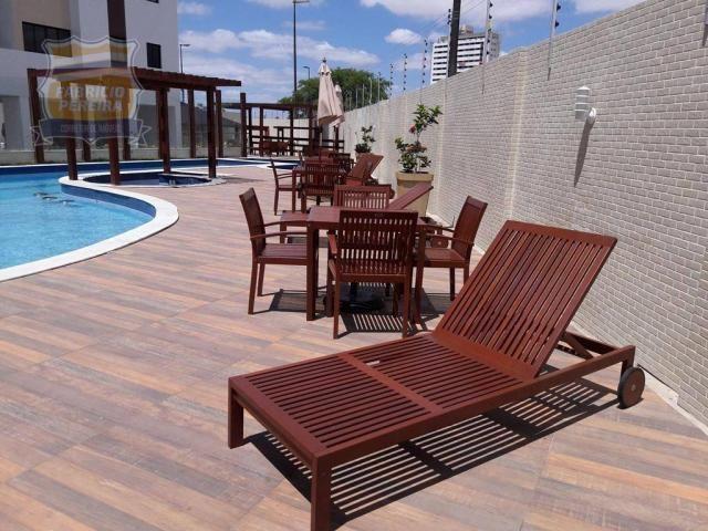 Apartamento à venda, 75 m² por R$ 294.000,00 - Catolé - Campina Grande/PB - Foto 9