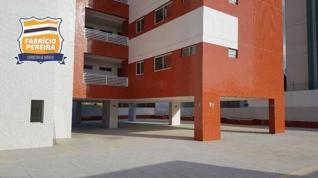 Apartamento à venda, 65 m² por R$ 179.144,54 - Palmeira - Campina Grande/PB - Foto 8