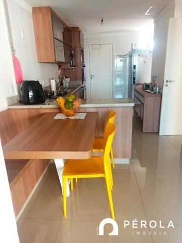 Apartamento à venda com 3 dormitórios em Setor marista, Goiânia cod:V5268 - Foto 13