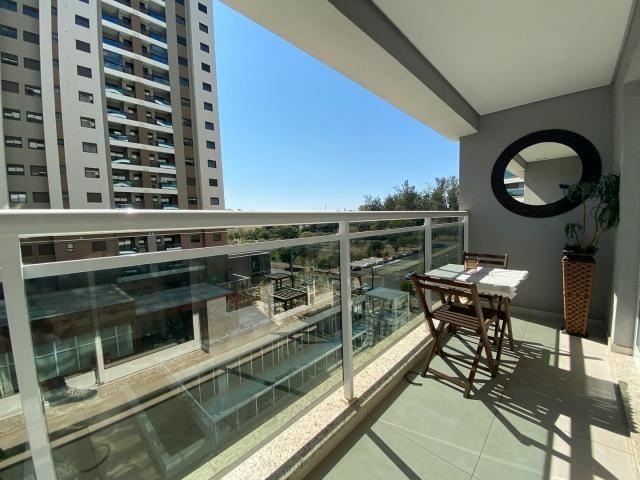 Studio com 1 dormitório para alugar, 33 m² por R$ 1.950,00/mês - Jardim Tarraf II - São Jo - Foto 2