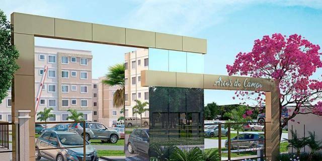 Arcos do Campo - Apartamento com ótima localização em Vila Jaiara - Anápolis, GO - ID3730 - Foto 3