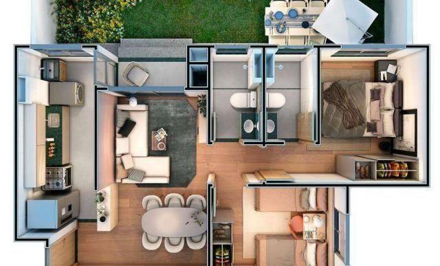 Residencial Porto Bahamas - Apartamento de 2 quartos em Porto Alegre, RS - ID3947 - Foto 5