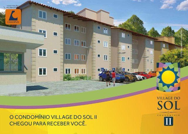 Apartamento, 2 quartos, village do sol II - Foto 5