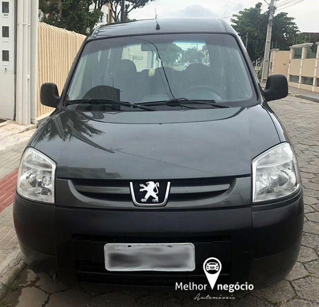 Peugeot Partner Van 1.6 5P Flex Cinza - Foto 2