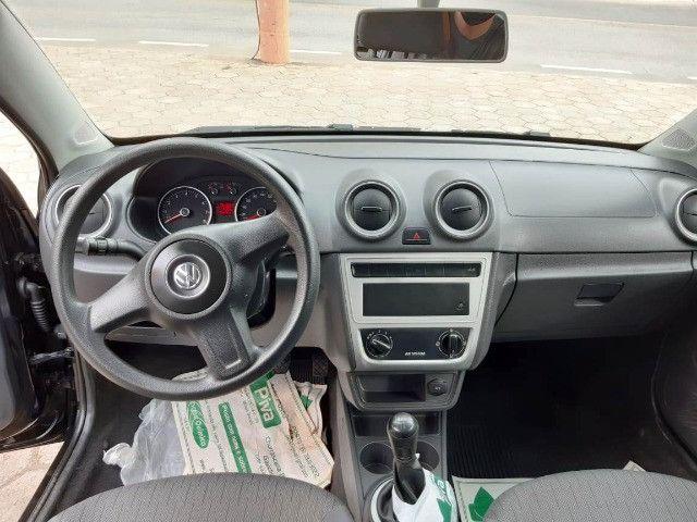 Volkswagen Novo Gol 1.0 Mi Total Flex 8V 2013 - Foto 6