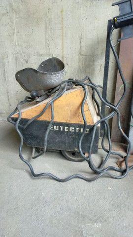 Máquina de solda transformadora Eutectic