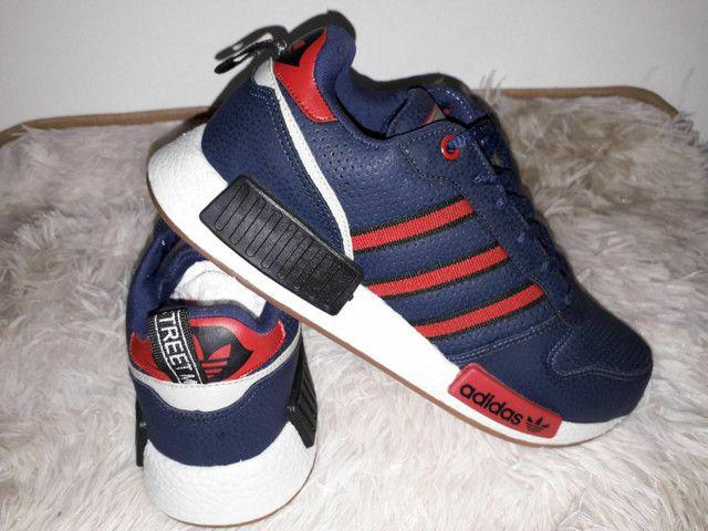 Tênis adidas novo n° 39 - Foto 2