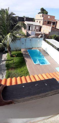 Casa Mobiliada Piscina Aratuba Ilha de Itaparica