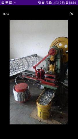 Máquina de produzir concertina - Foto 2
