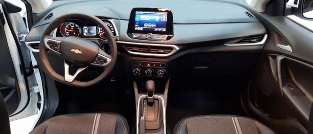 Nova Tracker LTZ Aut 2022 - Motor 1.0 Turbo 116 cvs - A Suv Mais Vendida do Brasil - 0 Km - Foto 4