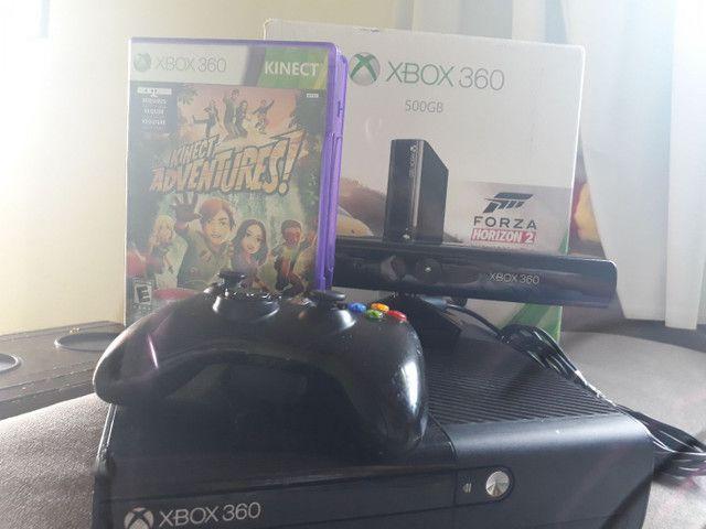Xbox 360 super slim travado  - Foto 3