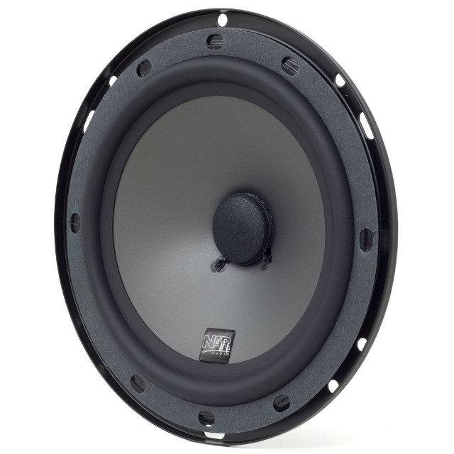 Kit Duas Vias NAR Audio 600 CS1 6 polegadas 100w RMS - Foto 2