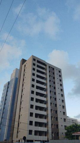 Lançamento! Apt. com 2 quartos no Cabo Branco com área de lazer
