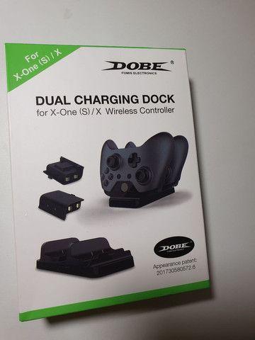 Carregador para controles Xbox One S
