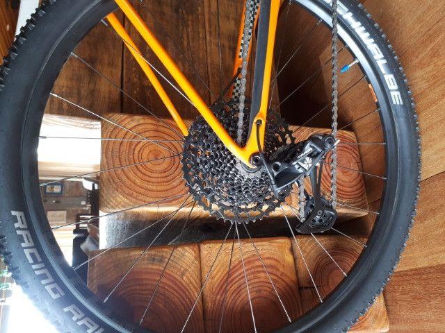 Bicicleta Moutain Bike Cannondale Carbon 4 2020 - Foto 6