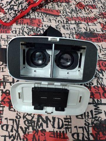 Vendo óculos 3D de realidade virtual  - Foto 3