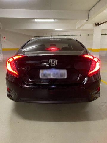 Honda Civic 2.0 EXL Flex 2018/2018 Unico Dono - Foto 2