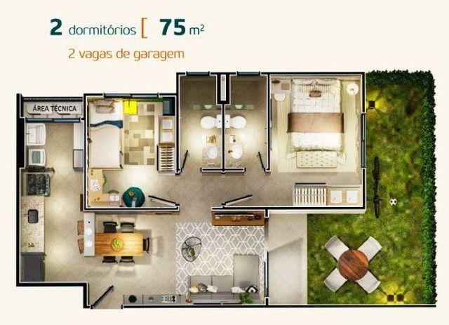Venda - Lançamento do Residencial Vilaggio Giarginni - Foto 9