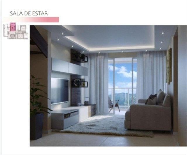 Cobertura Duplex 3 quartos -Primeira locação-Corrêas-Petrópolis - Foto 4