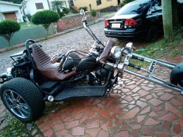 Triciclo AP 1.6 3 lugares - Foto 6
