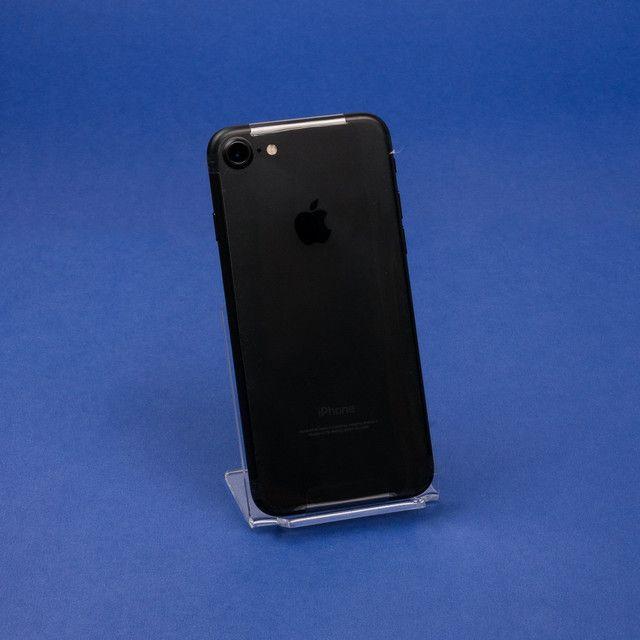 IPhone 7 Preto Matte 32Gb lacrado - Foto 3