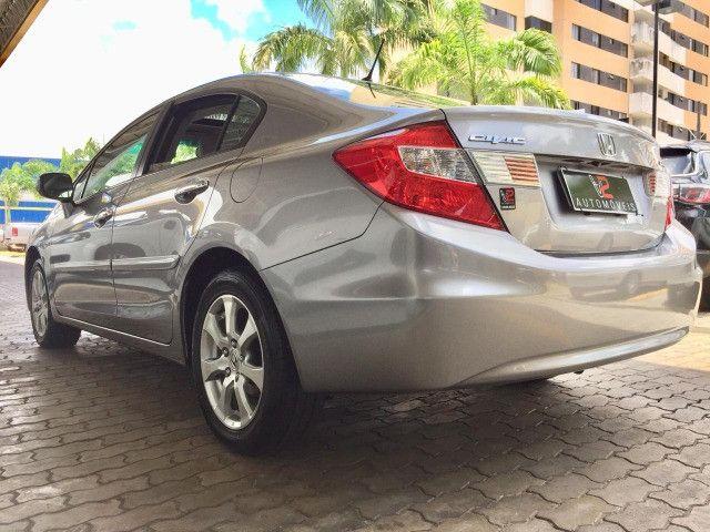 Honda Civic EXS 2013 1.8 Automático - Com Teto Solar - Foto 6