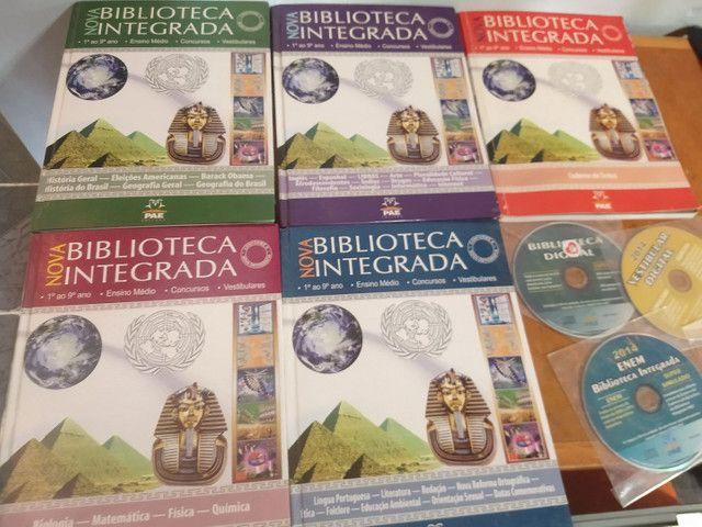 Livros para de estudo pra vestibular/enem/concurso - Foto 3