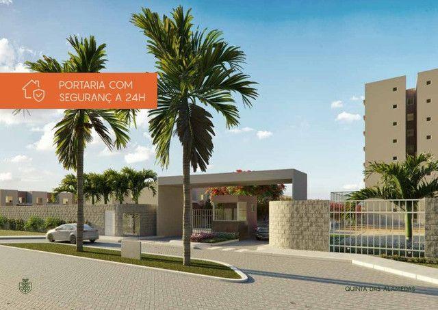Casas em condominio 85m², localizadas no Luiz Gonzaga - Foto 14