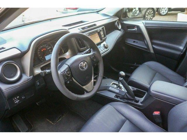 Toyota RAV-4 2.5 4X4 AT - Foto 9
