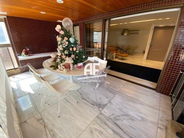 Apartamento beira mar com 3 suítes na Ponta Verde - Edifício Palazzo Firenze - Foto 4