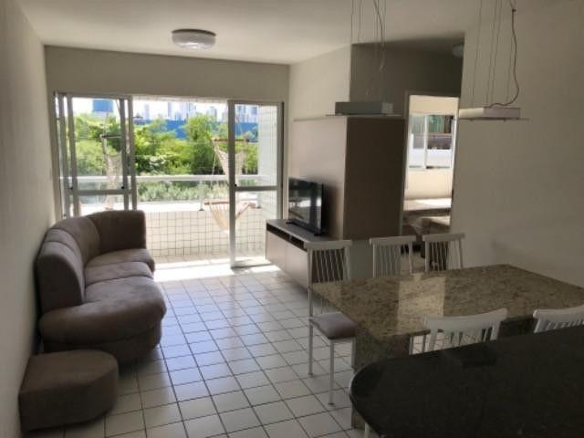 Apartamento para Locação em Recife, Boa Viagem, 2 dormitórios, 1 suíte, 1 banheiro, 1 vaga - Foto 2