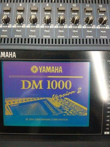 Mesa de som Yamaha DM 1000  - Foto 3