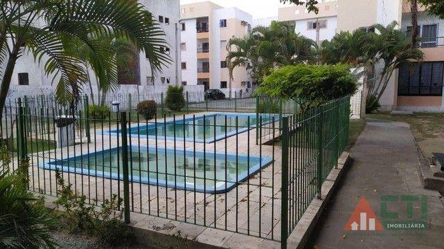 Apartamento com 2 dormitórios para alugar, 57 m² por R$ 950,00/mês - Iputinga - Recife/PE - Foto 17