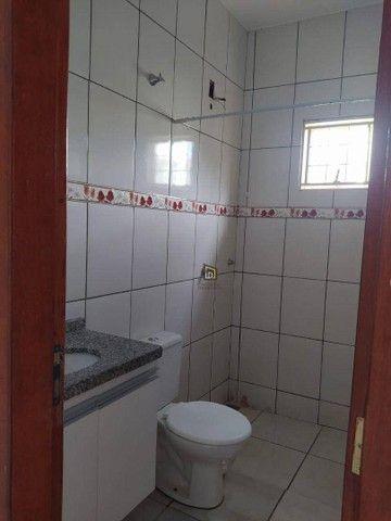 Casa com 3 dormitórios 1 Suíte, R$ 190.000 - Jardim Costa Verde - Várzea Grande/MT #FR44 - Foto 8