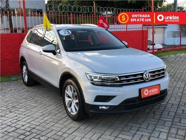 Volkswagen Tiguan 2019 1.4 250 tsi total flex allspace comfortline tiptronic - Foto 2