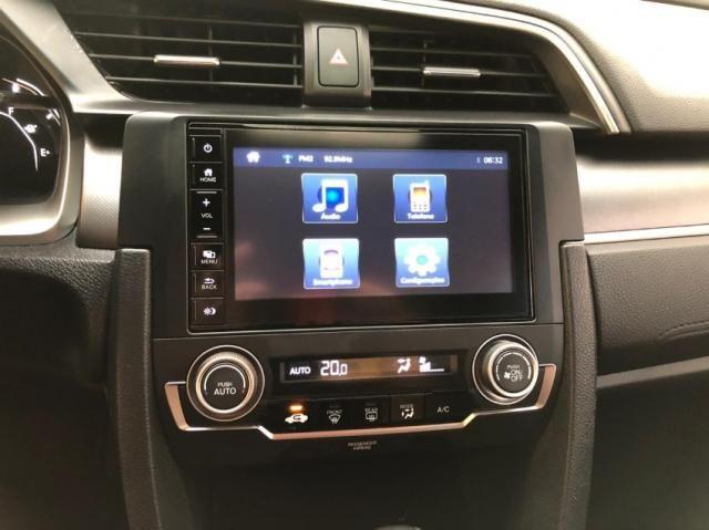 Civic EX 2.0 Aut. CVT azul completo impecável - Foto 5