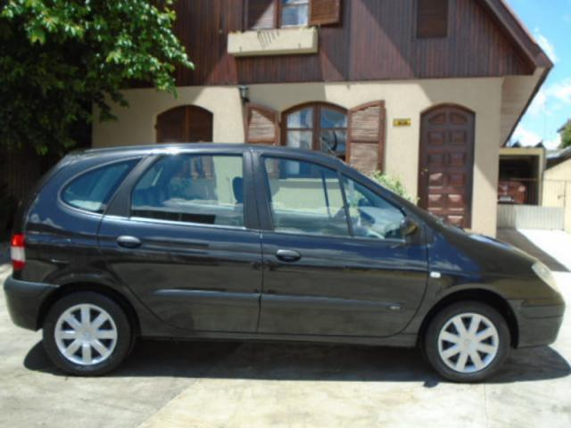 RENAULT SCENIC AUTHENTIQUE KIDS 1.6 16V HI-FLEX  - Foto 15