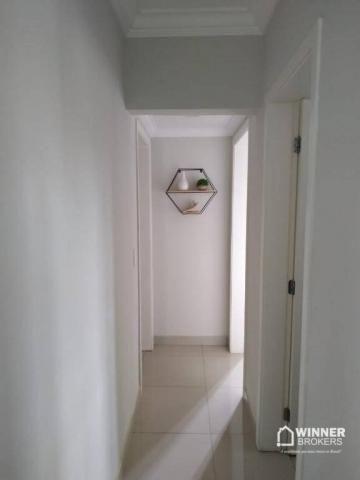 Lindo apartamento mobiliado à venda no centro de Cianorte! - Foto 5