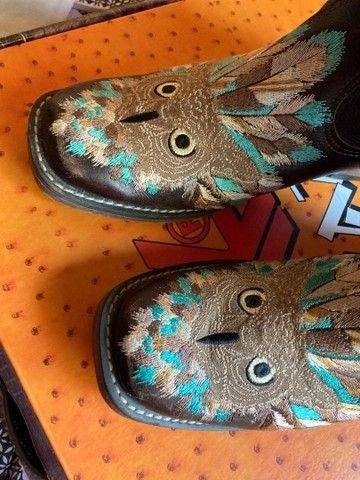 Vendo bota goyazes  - Foto 6